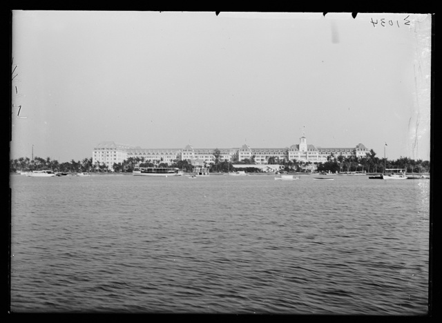 [Hotel Royal Poinciana Hotel, Palm Beach, Fla.]