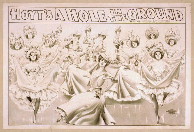 Hoyt's A hole in the ground