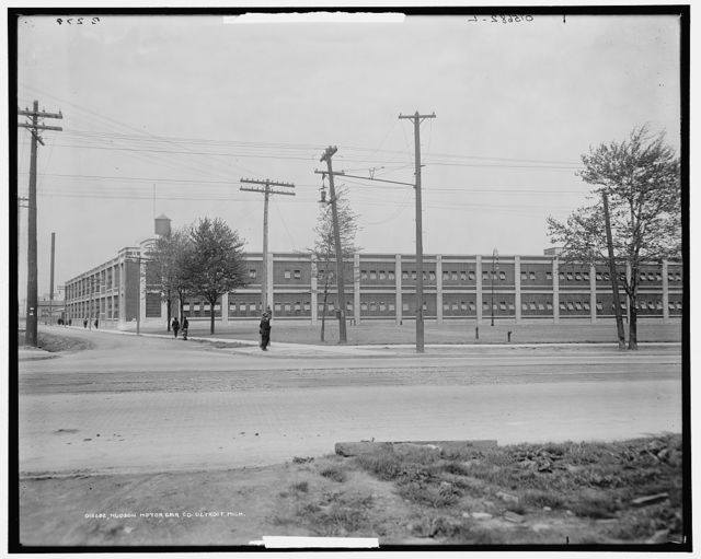 Hudson Motor Car Co., Detroit, Mich.