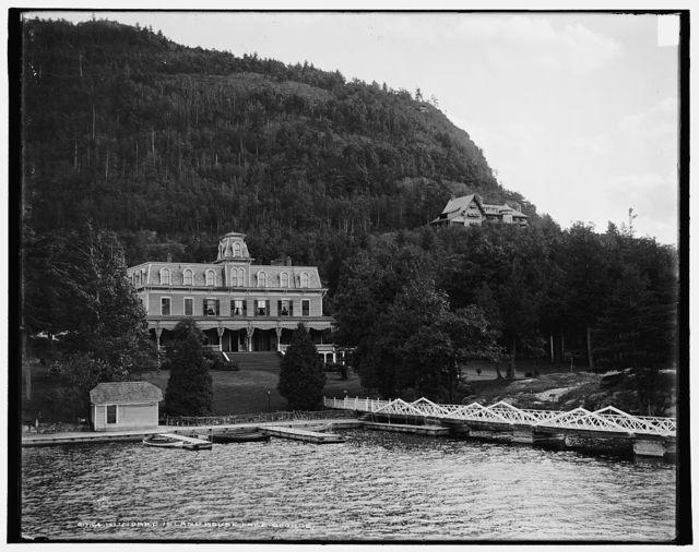 Hundred Island House, Lake George