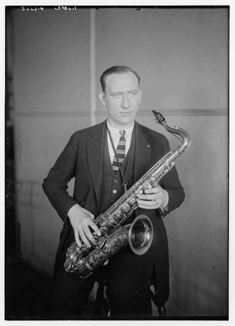 I.Jones (with saxophone)
