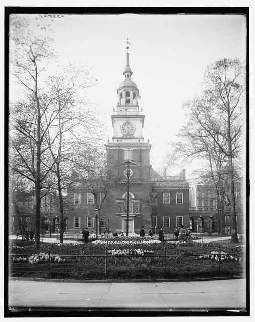 [Independence Hall, Philadelphia, Pa.]