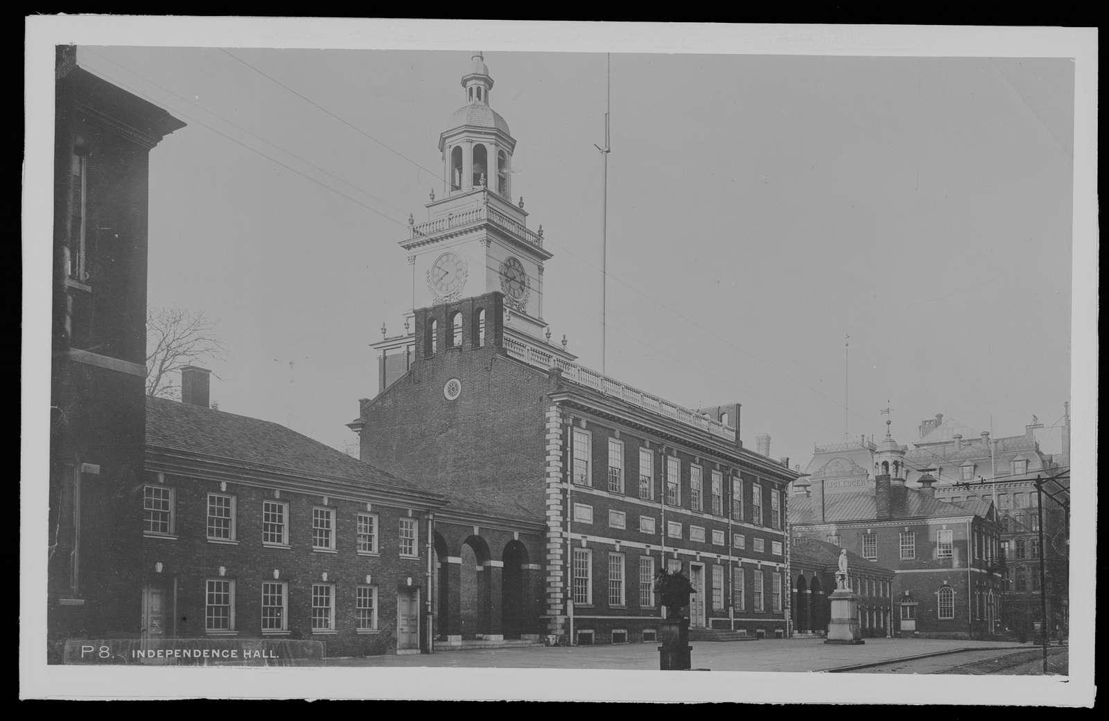 Independence Hall, Philadelphia, Pa.