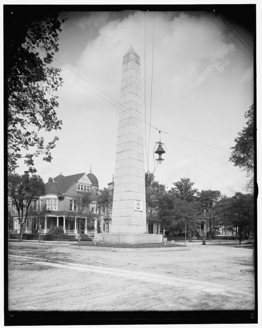 [Independence Monument, Augusta, Ga.]