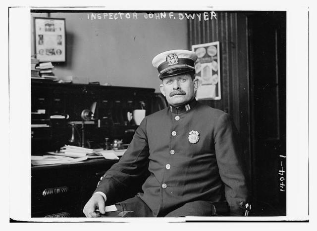Inspector John F. Dwyer