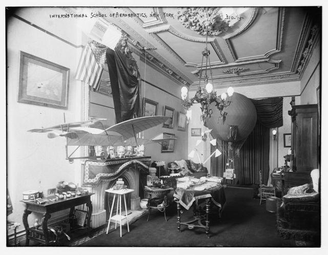 Intern'l School of Aeronautics, N.Y.