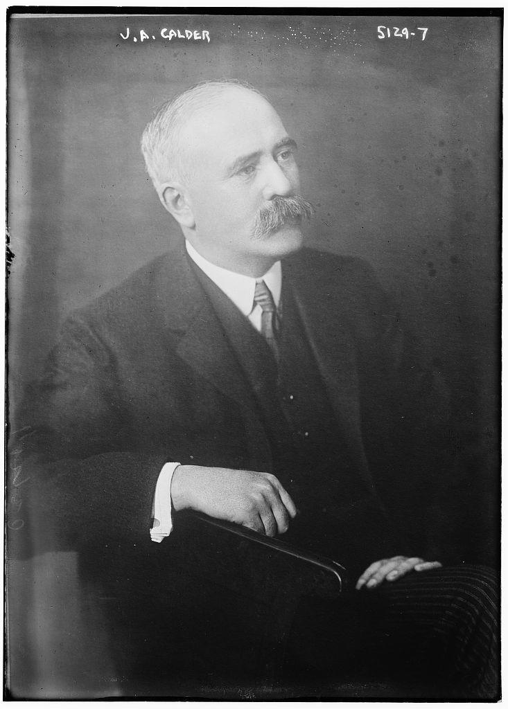 J.A. Calder