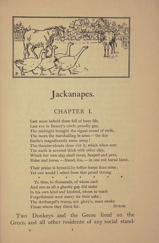 Jackanapes,