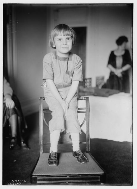Jackie Coogan, child star
