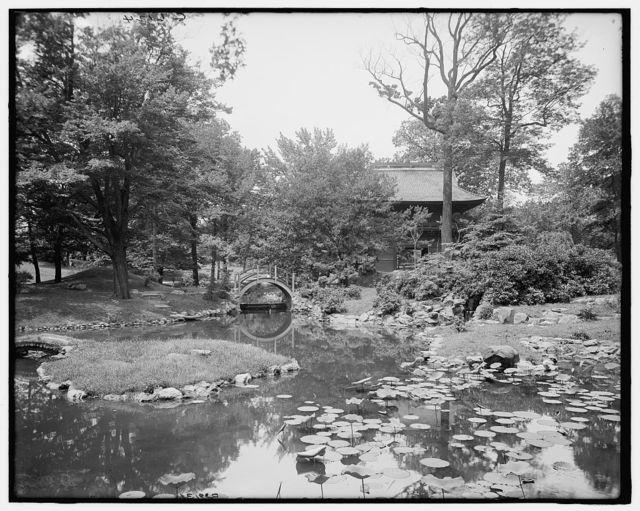 [Japanese garden, Fairmount Park, Philadelphia, Pa.]