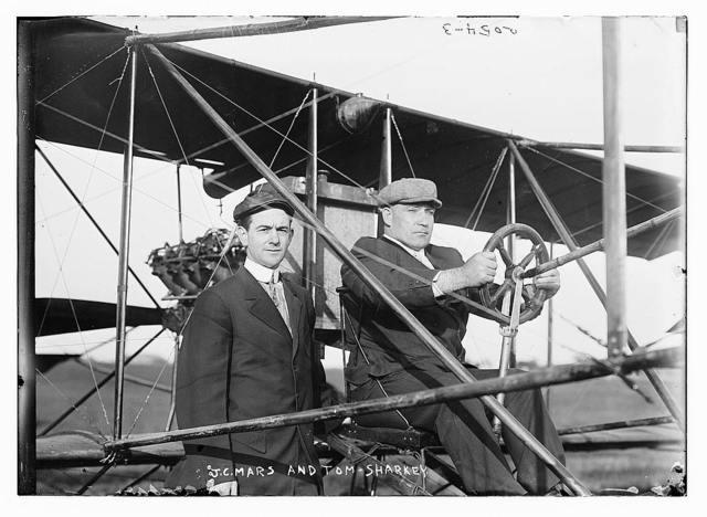 J.C. Mars and Tom Sharkey