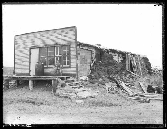 J.D. Stratton store, Simeon, P.O. Cherry County