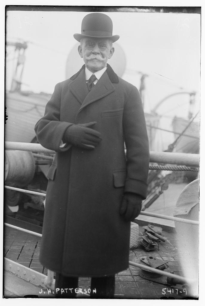 J.H. Patterson