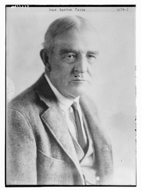 John Barton Payne