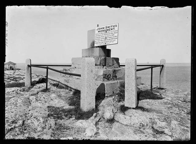 [John Smith's monument]
