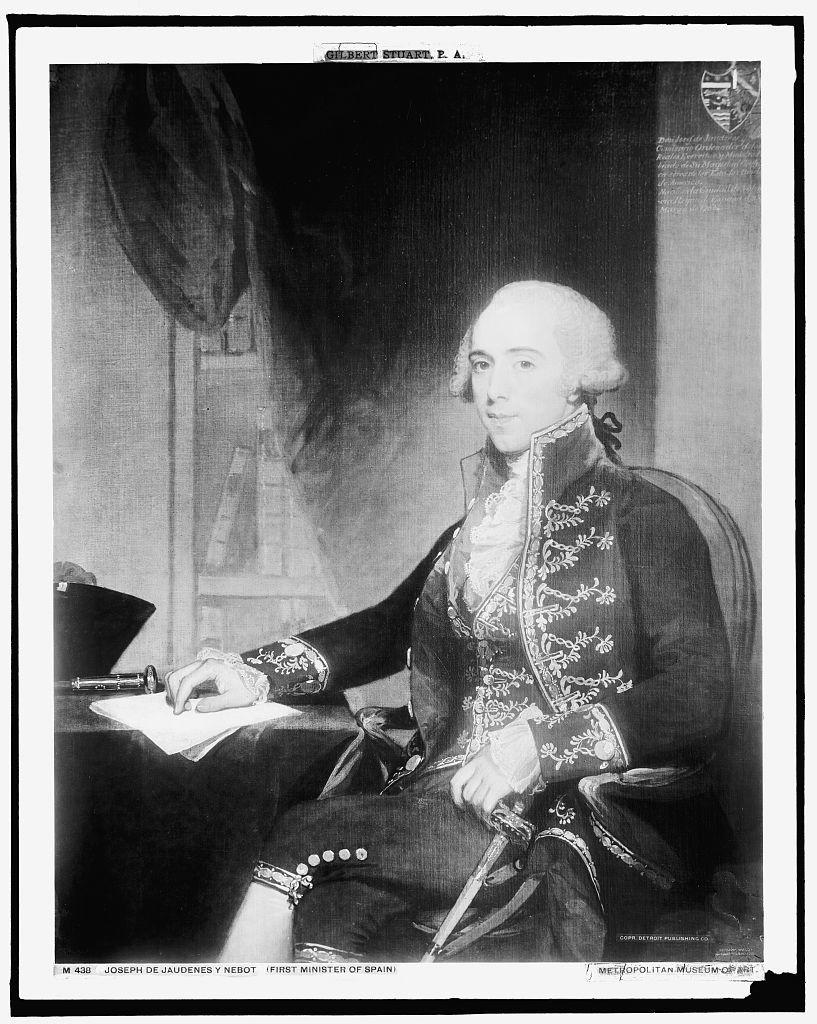 Joseph de Jaudenes Nebot (first minister of Spain)