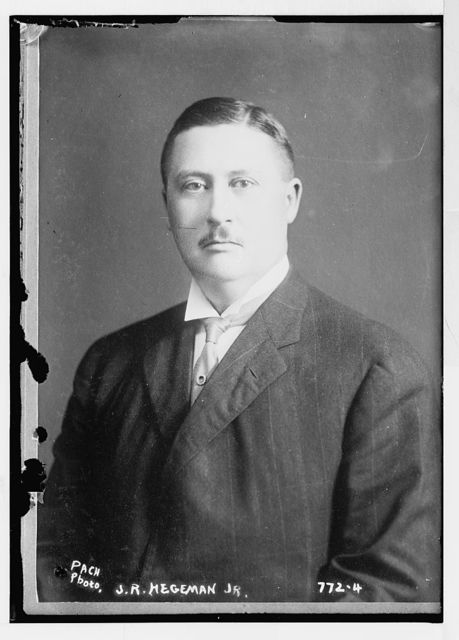 J.R. Hegeman, Pach Bros., N.Y. / Pach Bros.