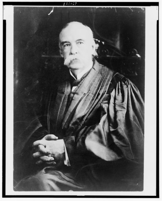 Judge Gray, delegate to Hague Conference