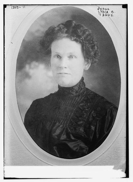Judge Lydia B. Tague
