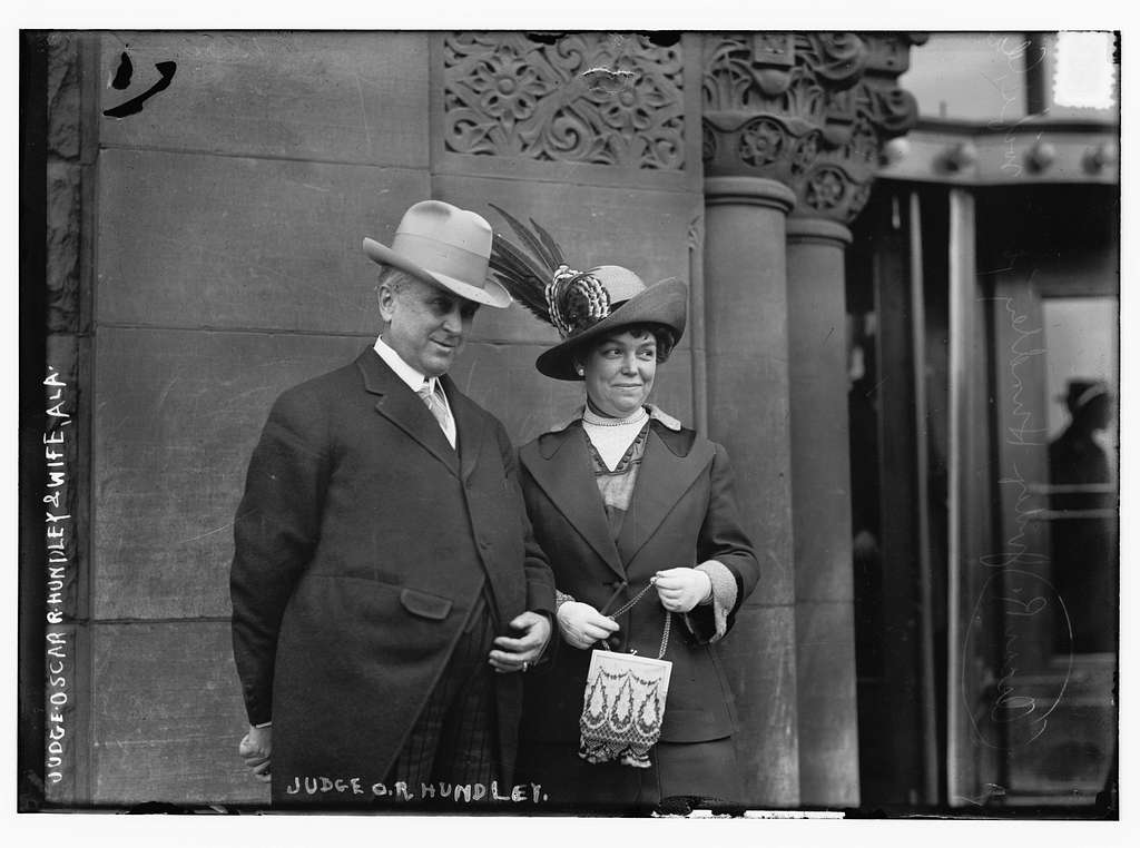 Judge O.R. Hundley