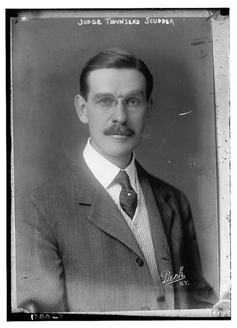 Judge Townsend Scudder