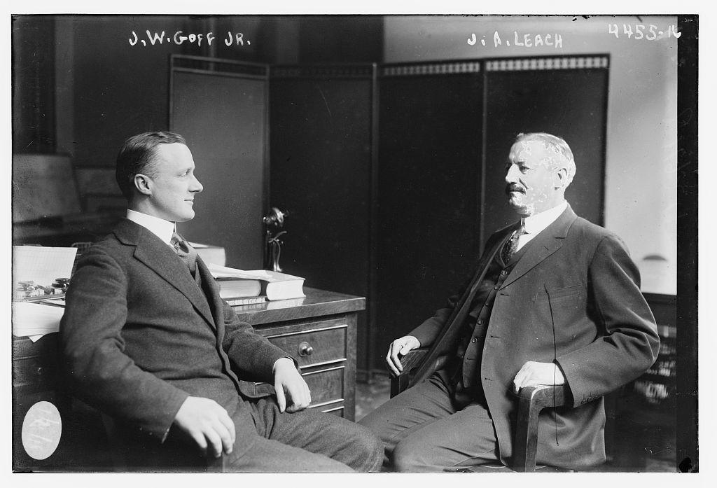 J.W. Goff Jr. & J.A. Leach