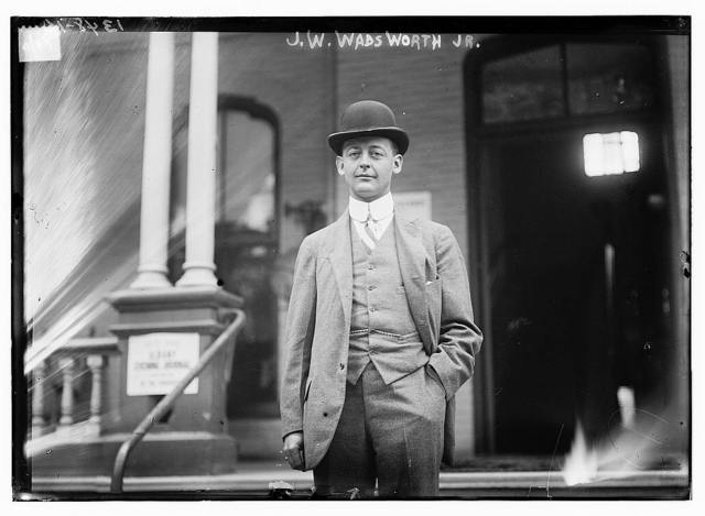 J.W. Wadsworth, Jr.