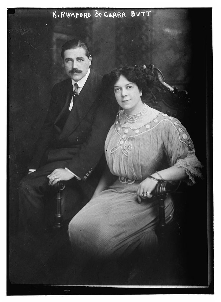 K. Rumford & Clara Butt