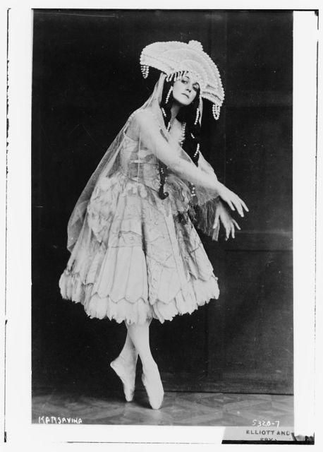 Karsavina (ballerina)