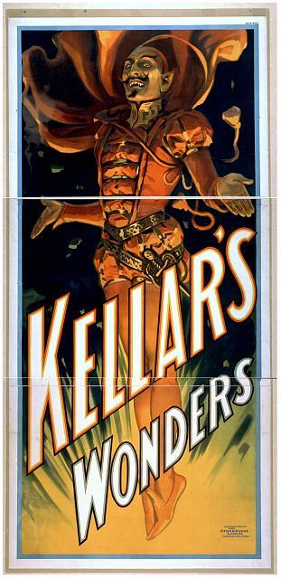 Kellar's wonders