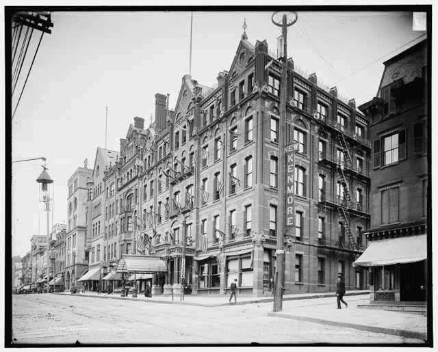 Kenmore Hotel, Albany, N.Y.