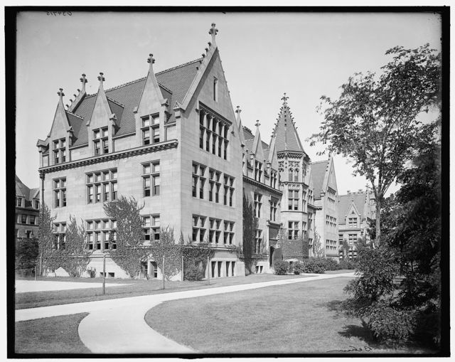 [Kent Chemical Laboratory, University of Chicago, Chicago, Ill.]