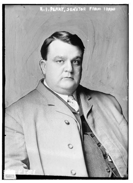 K.I. Perky, Sen. from Idaho