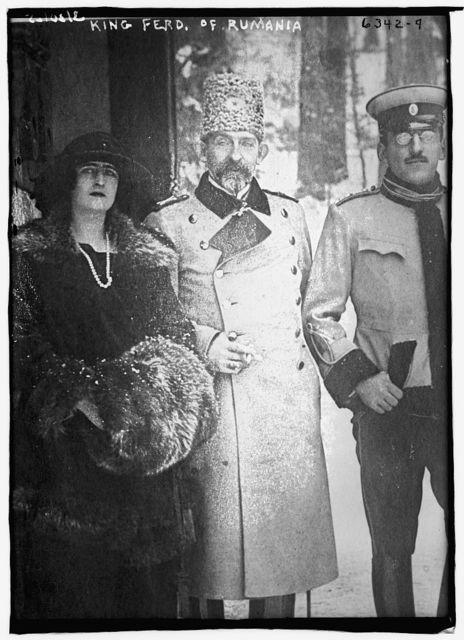 King Ferd. of Rumania