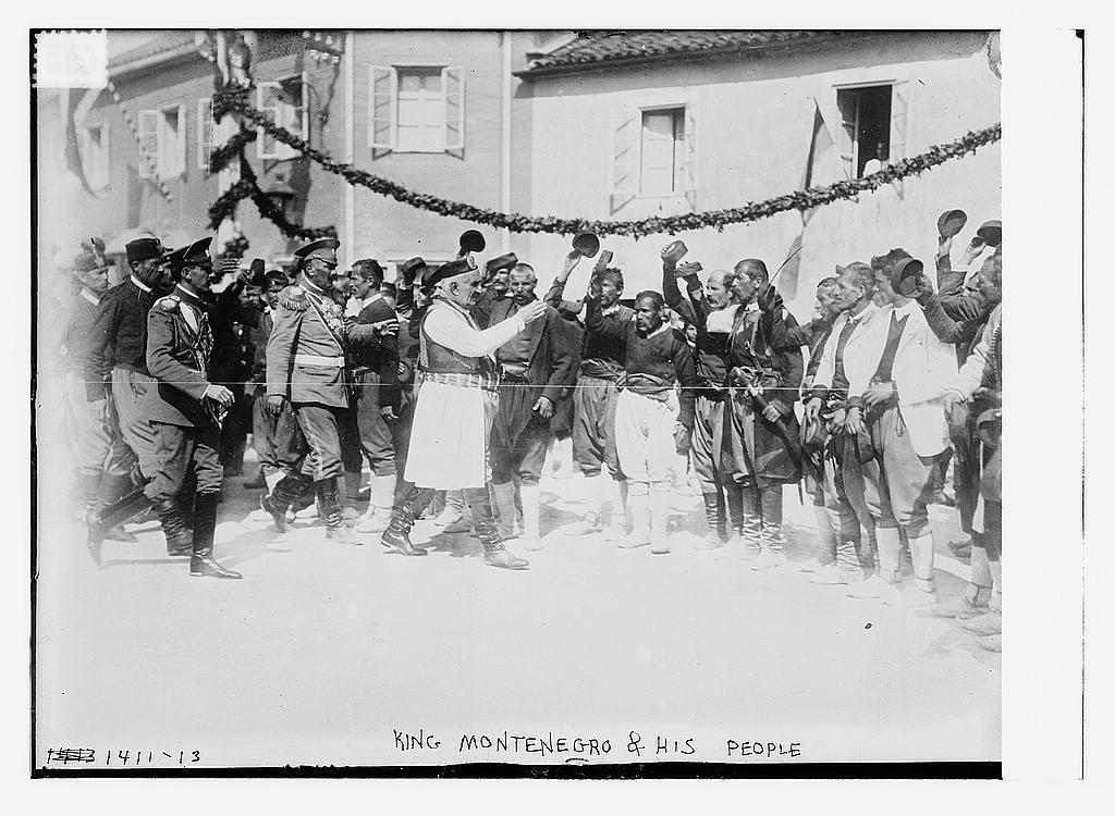King Montenegro & his people