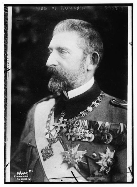 King of Rumania