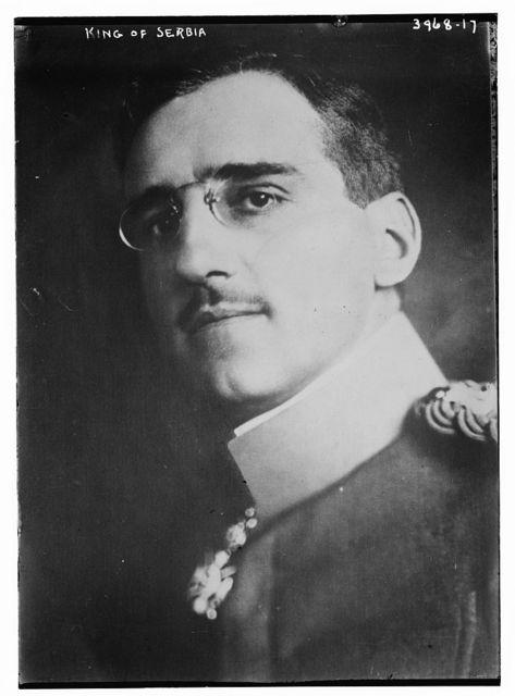 King of Serbia