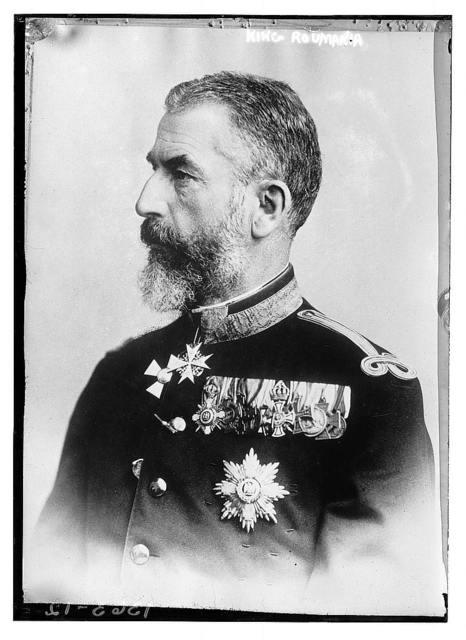 King Roumania
