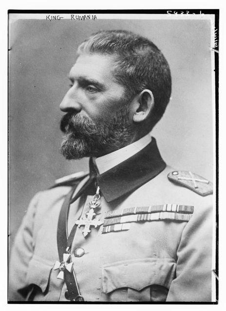 King Rumania