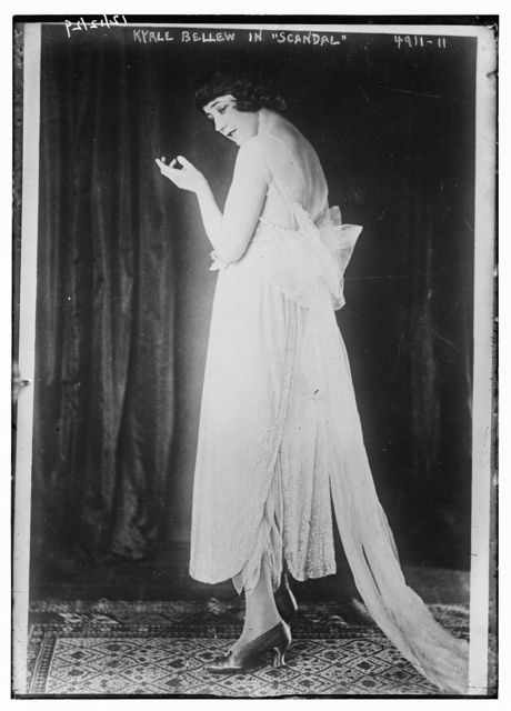 "Kyrle Bellew in ""Scandal"""