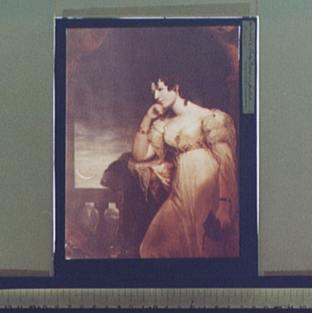 [Lady Essex as Juliet, full-length portrait]