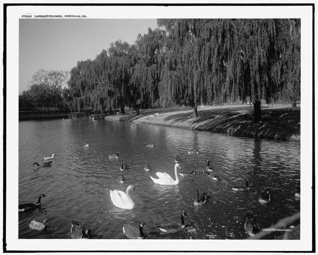 Lafayette Park, Norfolk, Va.