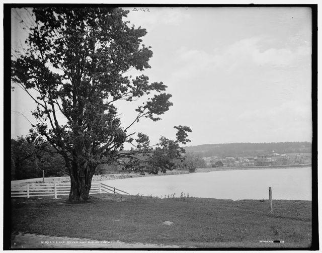 Lake Royer and Buena Vista