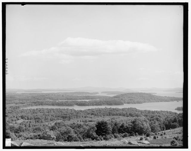 [Lake Winnipesaukee, Lake Winnipesaukee, N.H.]