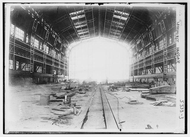 Lakehurst Hangar