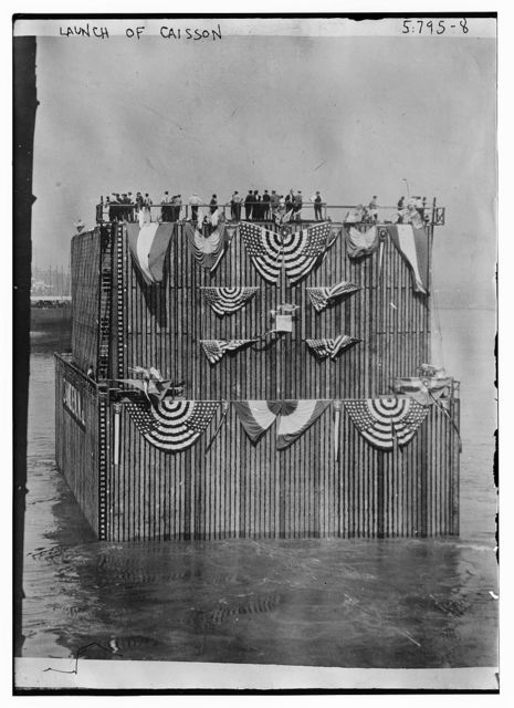Launch of CAISSON