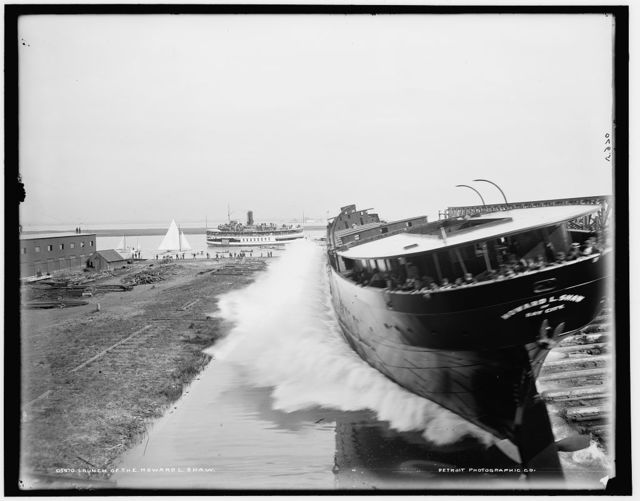 Launch of the Howard L. Shaw