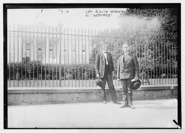 Law and Rush, representing unemployed, Washington