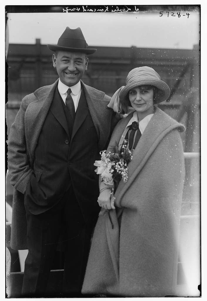 Leslie Kincaid and wife