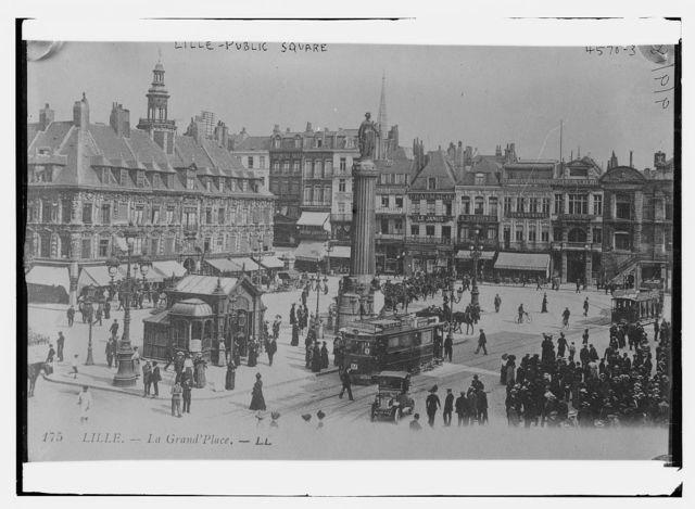 Lille - Public Square
